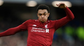 Alexander-Arnold's character has been hailed by the Liverpool boss. GOAL