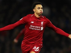 The young full back has been hailed for his Liverpudlian spirit. GOAL