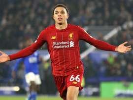 Alexander-Arnold lauds Reds display