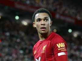 James Milner sees Liverpool team-mate Trent Alexander-Arnold getting better. GOAL