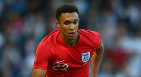 Alexander-Arnold said the defeat almost broke his heart. GOAL