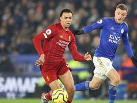 Alexander-Arnold 'not perfect' in rout of Leicester, says Klopp