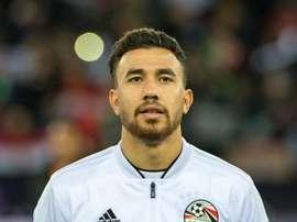 Aston Villa sign Egypt winger Trezeguet. GOAL