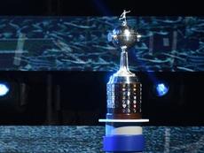 Taça da Copa Libertadores 2019. Goal