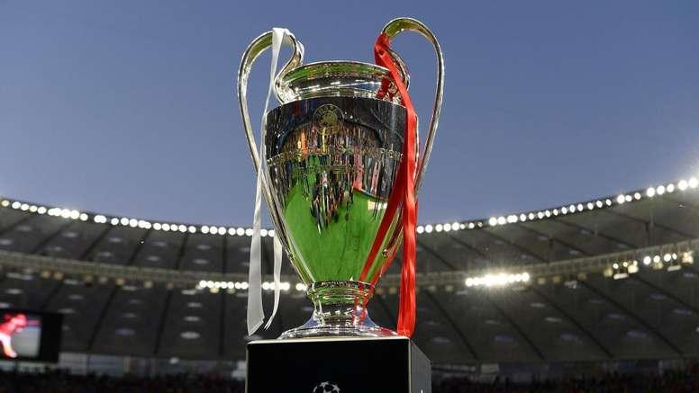 Champions segue na Europa. Goal