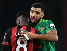 Watford captain has bee charged for comments about referees. GOAL