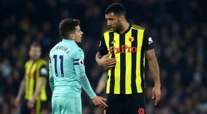 Emery dismisses Deeney volley
