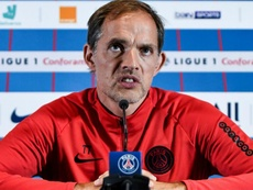 Tuchel criticises 'insufficient' display from PSG.