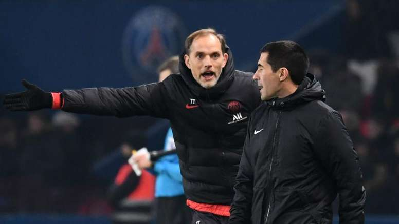 Tuchel at a loss to explain PSG's dip in form. AFP