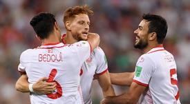 La Tunisie l'a emporté. Goal