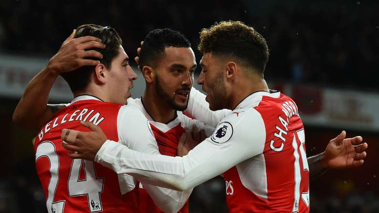 Arsenal have a number of key clashes in February. Goal