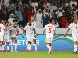 UAE are eyeing top spot in Group A. GOAL