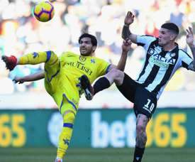 L'Udinese vince sul finale. Goal