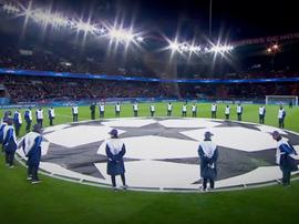 UEFA Champions league. Goal