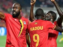 L'Ouganda et le Zimbabwe dos à dos. Goal