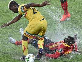 Uganda and Mali played out a 1-1 draw. Goal