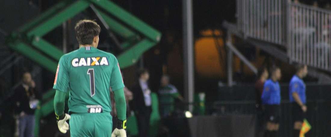 Uilson se destaca em jogo do Galo contra Bayer. Goal