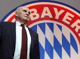 Hoeness va quitter la présidence du Bayern. GOAL