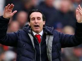 Emery a confiance en la direction. Goal