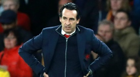 Arsenal, Unai Emery reste confiant pour le Top 4