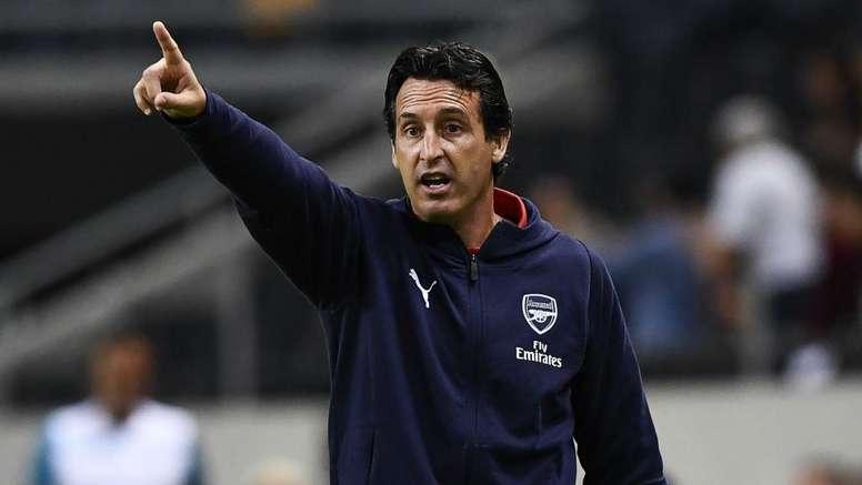 Emery, ambitieux. Goal