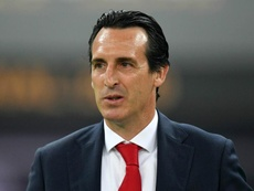 Emery was with Javi Gracia when he was sacked. GOAL