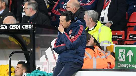 Emery: Arsenal hard done by