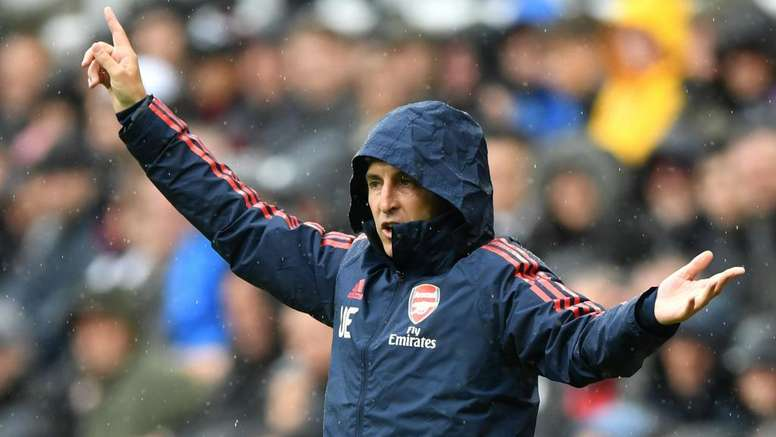 Emery demands improvement from Arsenal players ahead of Burnley match. GOAL