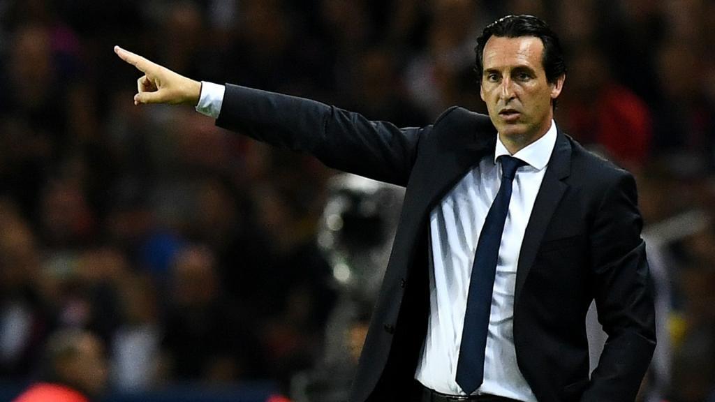 Emery évoque son avenir — PSG