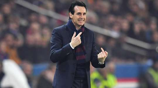 Emery has complete backing from PSG, insists Al-Khelaifi