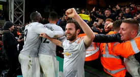 Mourinho relieved to not rue 'disgraceful, childish' defending