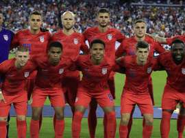 US Soccer cancels Qatar training camp amid 'developing situation' in Middle East. AFP