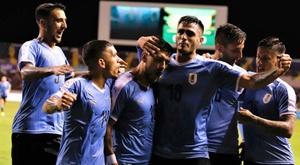 Report: Costa Rica 1-2 Uruguay