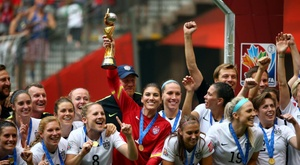 USA - 2015 FIFA Womens World Cup