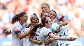 Rapinoe was full of praise for her teammates after winning the World Cup once again. GOAL