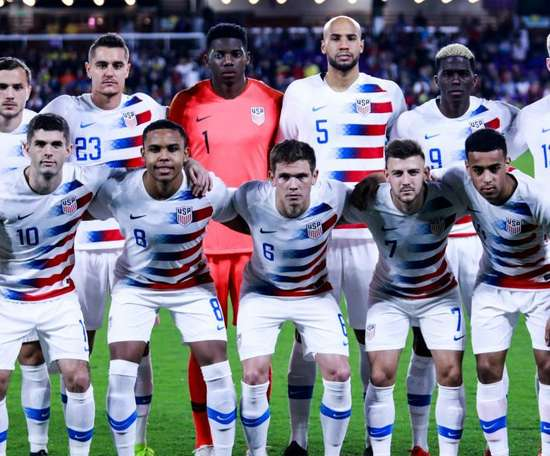 USA grouped with Canada in inaugural CONCACAF Nations League