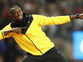 Usain Bolt a décidé de mettre un terme sa carrière d'athlète. Goal