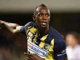 Usain Bolt retirou-se dos relvados. Goal