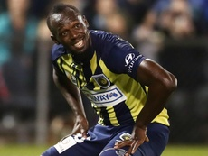 Bolt may give up on football career despite 'a lot of offers'