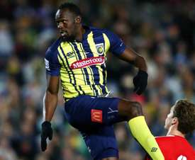 Bolt is hoping for a contract. GOAL