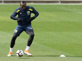 Bolt is set to make his Mariners debut. GOAL