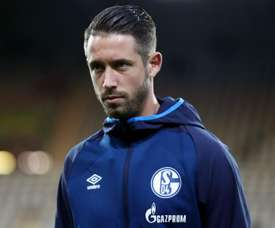 Uth is yet to score for his new club Schalke. GOAL
