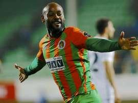 O internacional 'canarinho' fez época sensacional na Turquia. Goal
