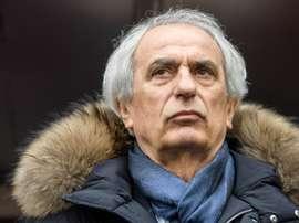 Halilhodzic named new Morocco coach. GOAL