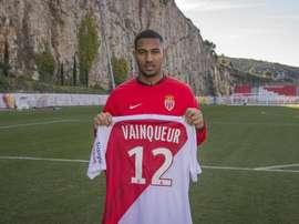 Vainqueur è un giocatore del Monaco. Goal