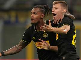 Inter, Caressa su Lazaro. Goal
