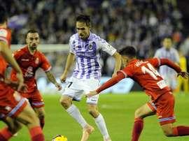 Pareggio del Valladolid. Goal