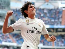 Vallejo is convinced of his Real future. GOAL