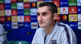 Valverde s'exprime sur Messi. Goal