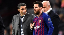 Valverde extends stay at Barcelona. GOAL